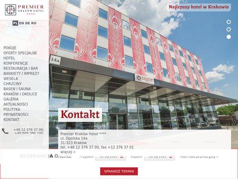 Bestwesternkrakow.pl noclegi w Krakowie