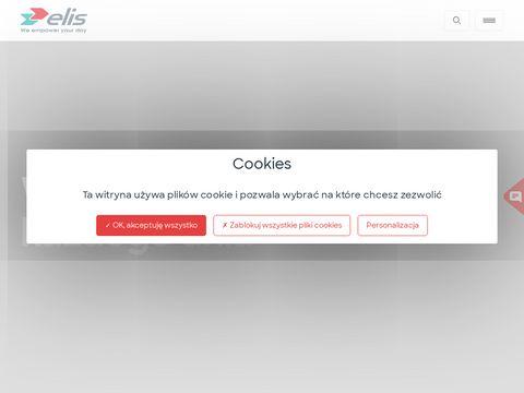 Berendsen.pl - odzież bezpyłowa