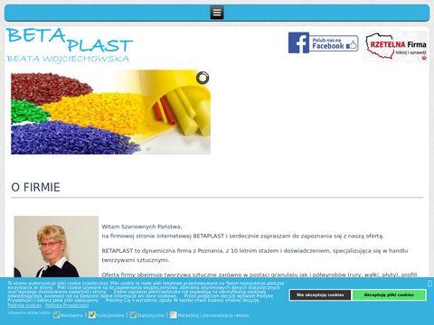 Betaplast.com.pl płyty akrylowe
