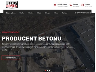 Beton-bonus.pl producent
