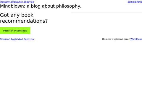 Better-logistics.pl - spedycja krajowa