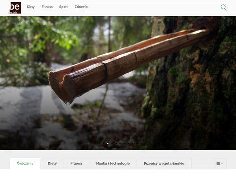 Be-health.pl sok z brzozy