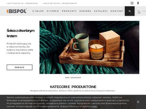 Bispol.pl producent świec i zniczy