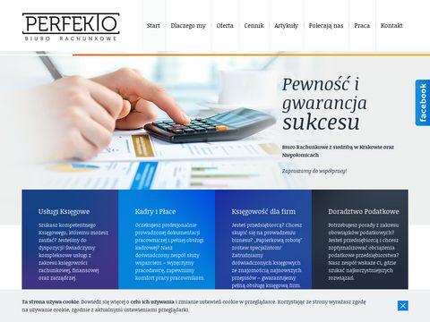 Perfekto - biuro rachunkowe