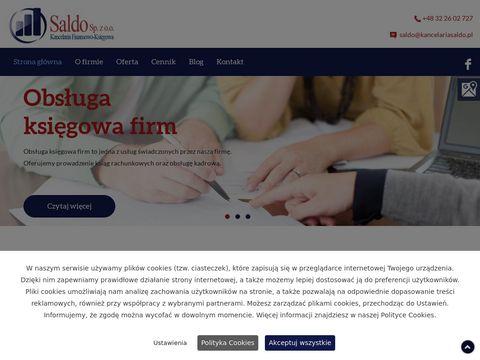 Saldo Sp.z o.o. biura księgowe sosnowiec
