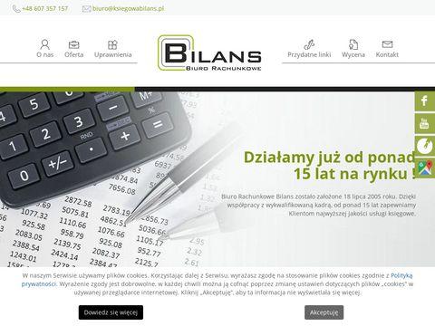 Bilans - biuro rachunkowe