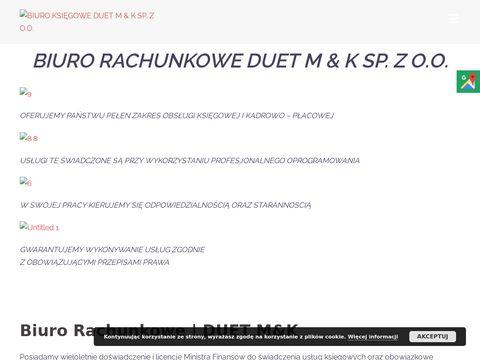 Biurorachunkoweduet.pl