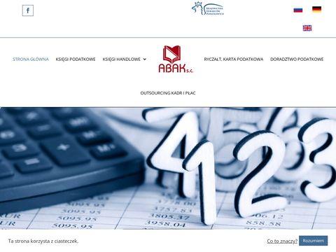 Biurorachunkoweabak.pl
