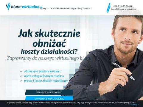 Perfect Trade sp. z o.o. biuro wirtualne