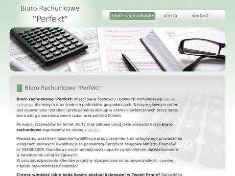 Biuro rachunkowe Sosnowiec