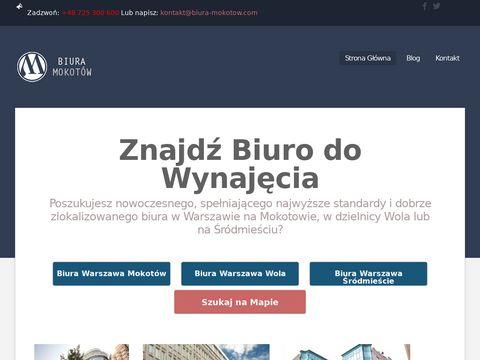 Biura-mokotow.com - do wynajęcia