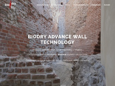 Biodry.pl bezinwazyjna izolacja