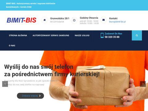 Bimit-Bis Serwis telefonów komórkowych