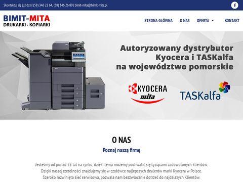 Bimit-Mita - kopiarki Kyocera