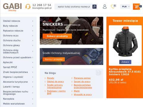 Gabi - obuwie i odzież BHP