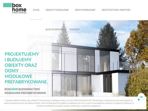 Boxhome.eu prefabrykowane domy
