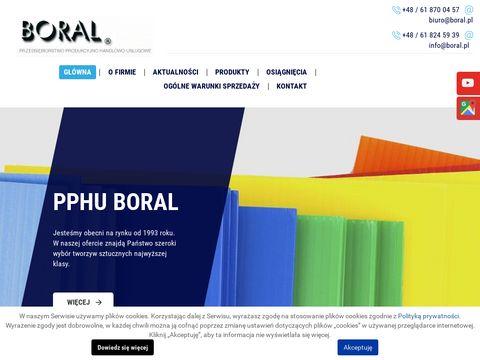 Boral Poznań polietylen