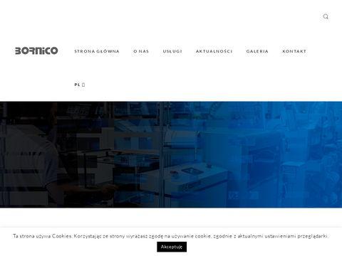 Bornico montaż i projektowanie elektroniki SMD,THT