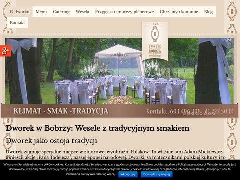Bobrza.pl wesela kameralne Kielce