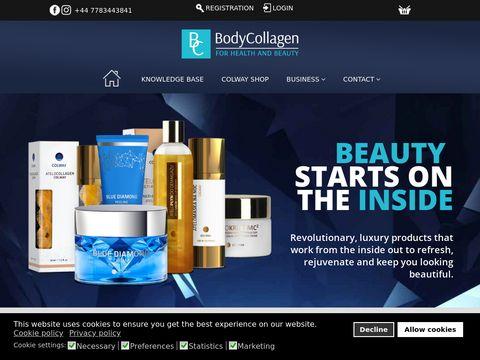 Bodycollagen.com kolagen pierwszy eliksir młodości