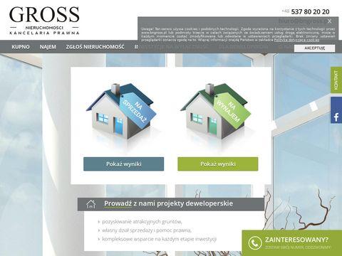 Bngross.pl kancelaria prawna nieruchomości