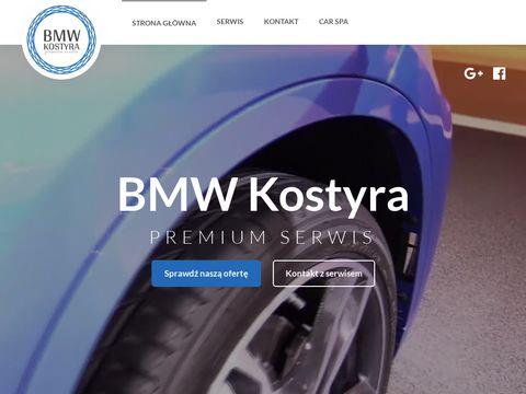 Bmwkostyra.pl naprawa hamulców Katowice