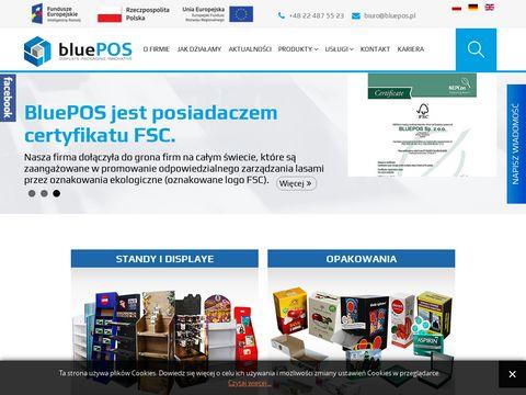 Bluepos.pl Producent scenografii promocyjnej