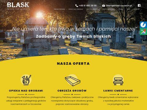 Blask znicze Szczecin