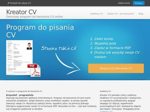 Cv-kreator.pl