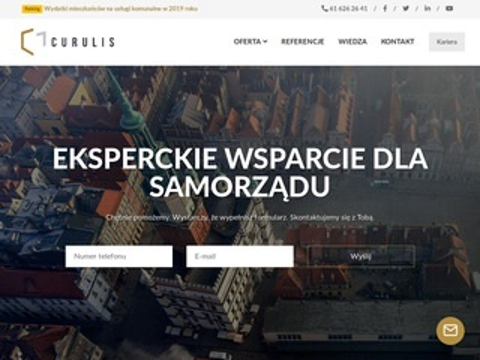 Curulis.pl doradztwo samorządowe