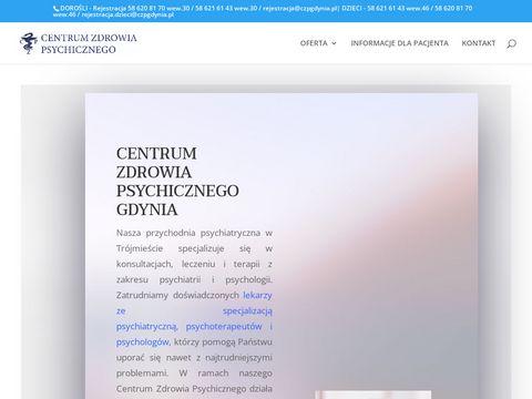 Czpgdynia.pl leczenie nerwicy