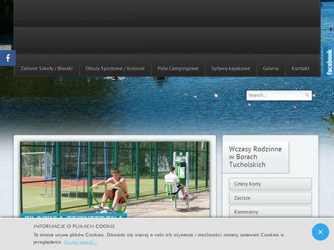 Ośrodek Sportowo Szkoleniowy czterykorty.pl