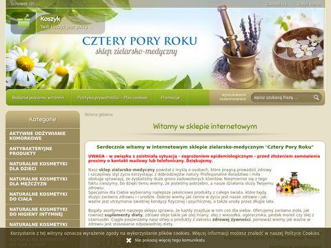 Czteryporyroku.sklep.pl