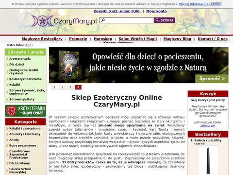 Czarymary.pl sklep z biżuterią