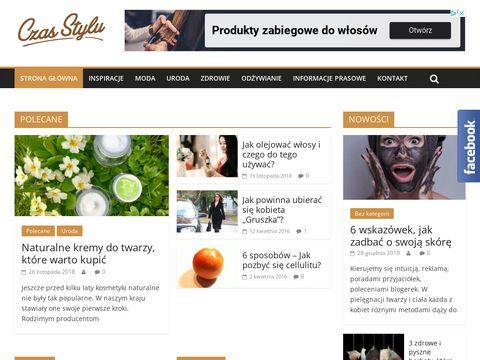 Czasstylu.pl - blog o modzie