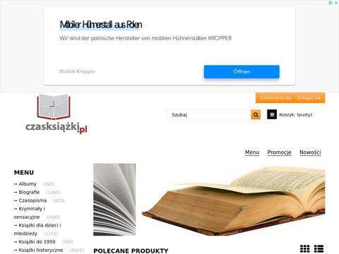 Czasksiazki.pl antykwariat