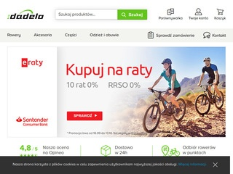 Cyklotur.com sklep rowerowy