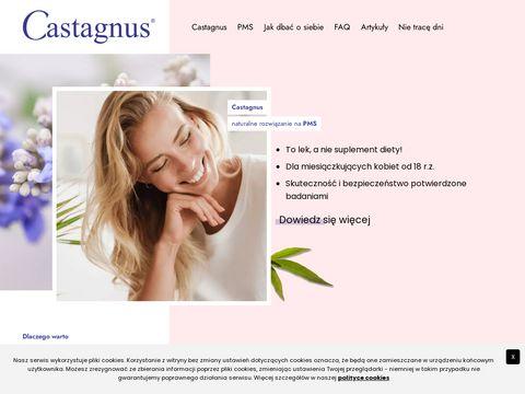 Castagnus.pl sposób na PMS