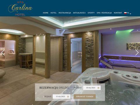 Carlina.pl hotel Białka Tatrzańska