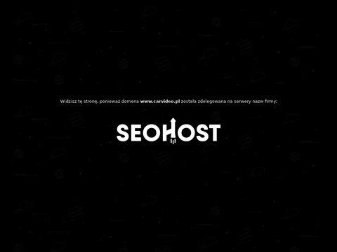 Carvideo.pl - rejestrator jazdy