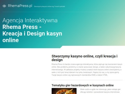 Cal-fix.com.pl - agencja reklamowa