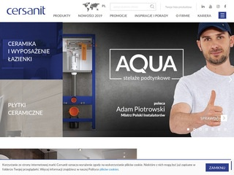 Cersanit.com.pl