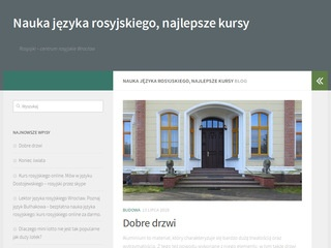 Centrumrosyjskie.pl