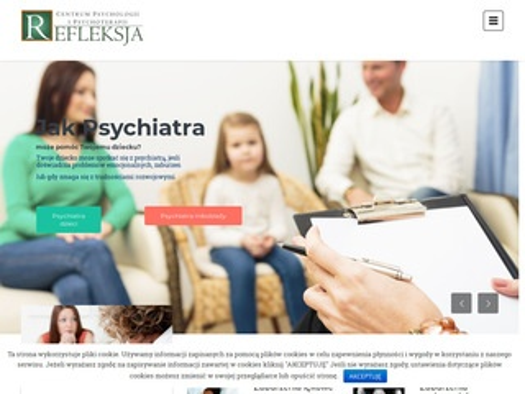 Refleksja centrum psychologii i psychoterapii