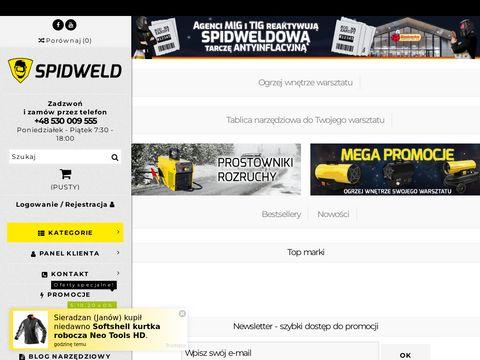 Centrumspawalnicze.pl przecinarka plazmowa