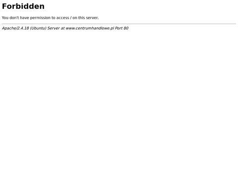 CentrumHandlowe.pl promocje, tanie zakupy