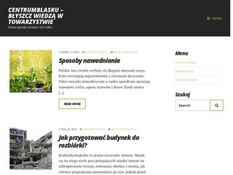 CentrumBlasku.pl - kosmetyki samochodowe
