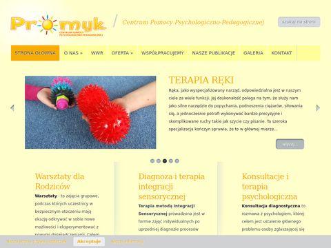 Centrum-promyk.pl zajęcia grupowe dla dzieci