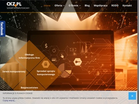 Ckz.pl usługi internetowe