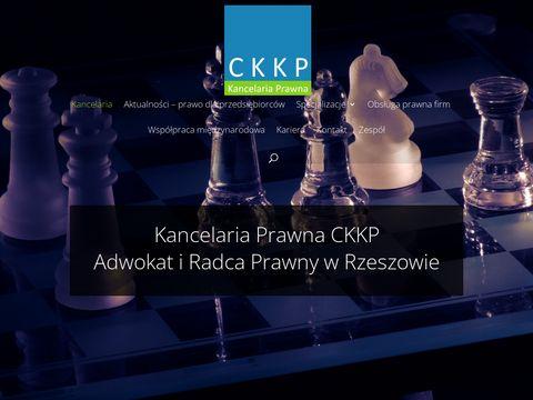 Ckkp.pl kancelaria radcy prawnego Krzysztof Cyran